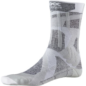 X-Socks Trek Pioneer LT Calcetines Mujer, pearl grey melange